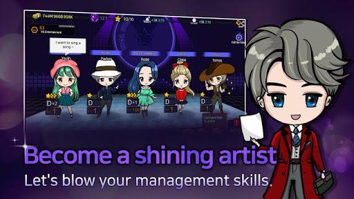 Télécharger Idol Stage mod apk screenshots 2