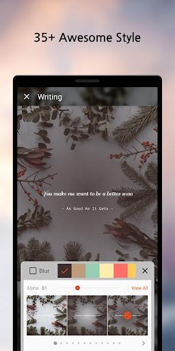 Geulgram - Text on Photo 3.0.3 Screenshots 5