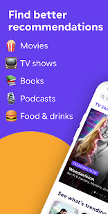 Friendspire: Movies, TV, Books, Podcasts & more