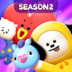 LINE HELLO BT21- Cute bubble-shooting puzzle game! Apk