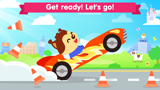 Car games for kids ~ toddlers game for 3 year olds screenshots 4