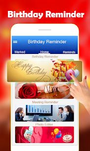 Birthday Reminder: Birthday Photo For Pc | How To Download For Free(Windows And Mac) 2