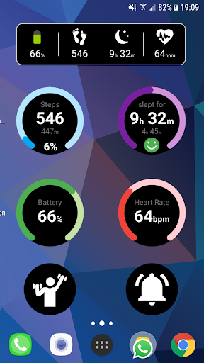 Notify for Amazfit & Zepp: Get new features modavailable screenshots 8