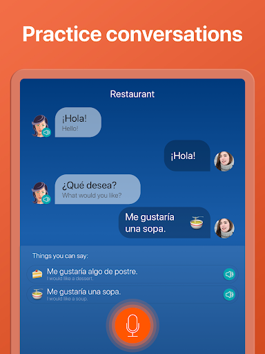 Learn 33 Languages Free - Mondly 7.9.0 Screenshots 12