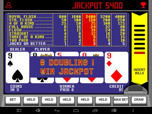 Video Poker Jackpot 4.16 Screenshots 7