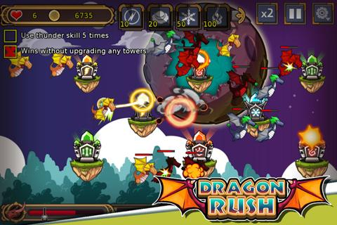 Dragon Rush 2.2 screenshots 3