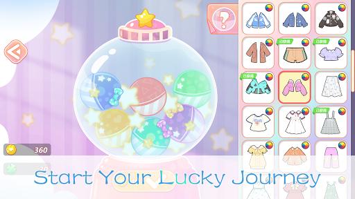 YOYO Doll - dress up games, avatar maker  screenshots 9