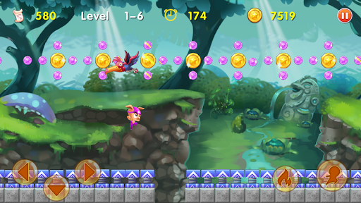 Super Dragon Boy - Classic platform Adventures 1.3.6.109 screenshots 3