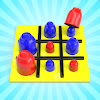 Tic Tac Toe - 3D and Beyond