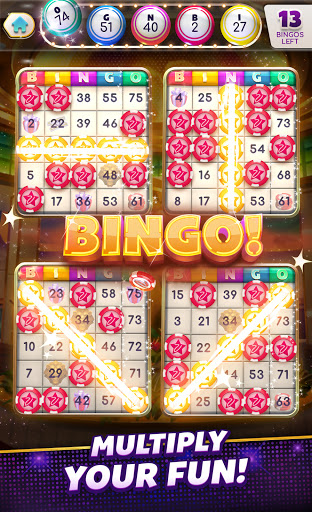 myVEGAS BINGO - Social Casino & Fun Bingo Games!  screenshots 2