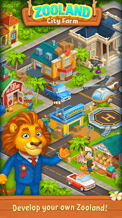 Farm Zoo: Happy Day in Animal Village and Pet City 1.40 Screenshots 3