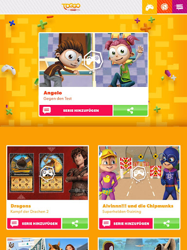 TOGGO Spiele  screenshots 9