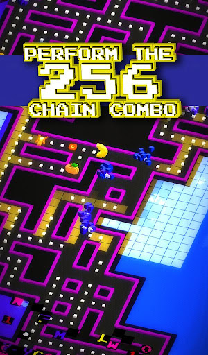 PAC-MAN 256 - Endless Maze  screenshots 11