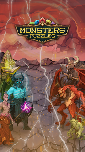 Monsters & Puzzles: RPG Match 3 1.1.0 screenshots 7
