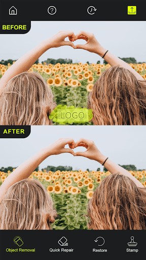 Photo Retouch - AI Remove Objects, Touch & Retouch 2.0 Screenshots 5