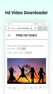 Browser Video Download