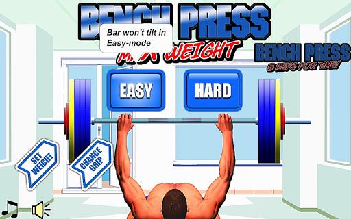 Télécharger Bench Press apk mod screenshots 5