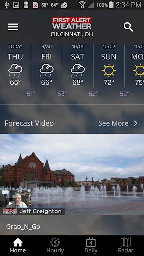 FOX19 First Alert Weather 5.0.1100 Screenshots 3
