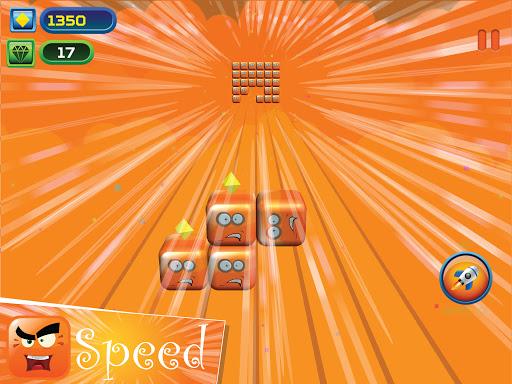 Amazing Endless Walls: Roll Dice Blocks Roller  screenshots 17