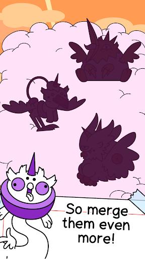 Griffin Evolution - Merge and Create Legends! screenshots 3