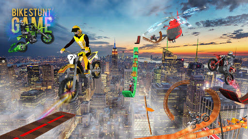 Bike Stunt Trick Master- Bike Racing Game 2021 screenshots 7