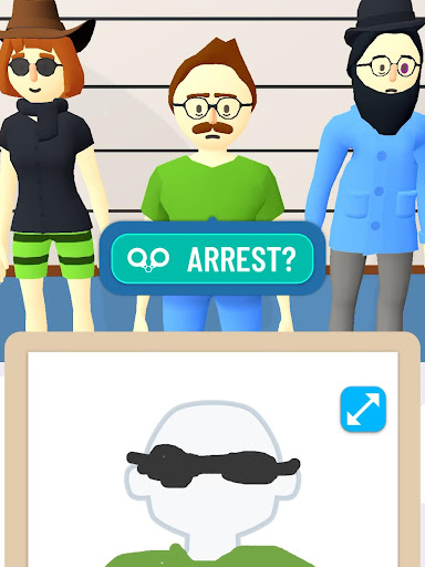 Line Up: Draw the Criminal 1.2.0 Screenshots 9