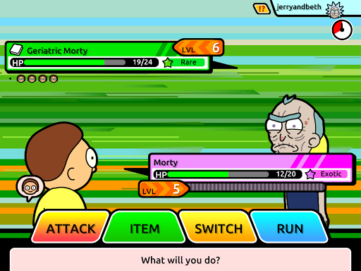 Rick and Morty: Pocket Mortys 2.22.1 screenshots 13