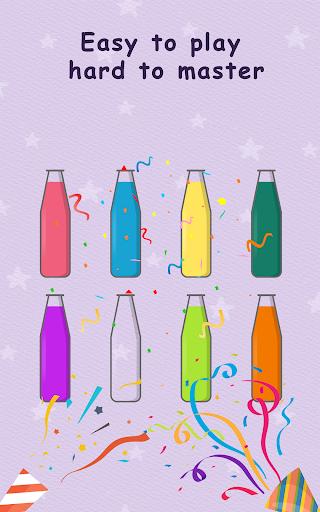 Water Sort Puz: Liquid Color Puzzle Sorting Game  screenshots 12