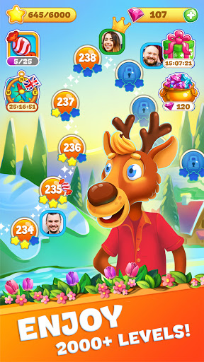 Christmas Sweeper 3 - Puzzle Match-3 Game 6.2.0 screenshots 5