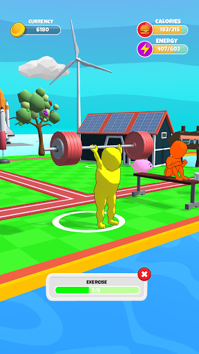Muscle Land 1.15 screenshots 1