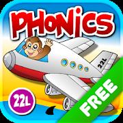 Phonics Island - Letter Sounds Game &Alphabet Lite