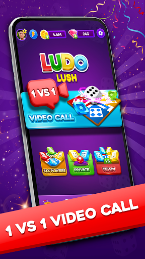 Ludo Lush - Ludo Game with Video Call 1.1.1.02 screenshots 8