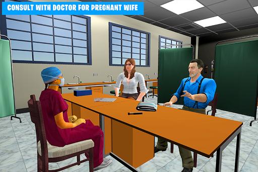 Virtual Caring Husband: Husband and Wife Simulator 3 screenshots 2