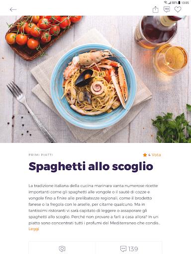 GialloZafferano: le Ricette  Screenshots 10