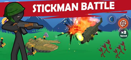 Stickman World War apktreat screenshots 1