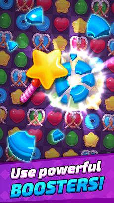 Sugar Land - スイートマッチ 3 パズルのおすすめ画像4
