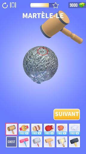 Télécharger Foil Turning 3D APK MOD (Astuce) screenshots 2