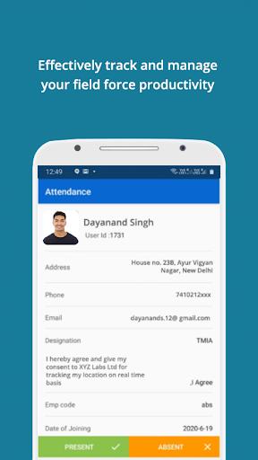 Bizom android2mod screenshots 1