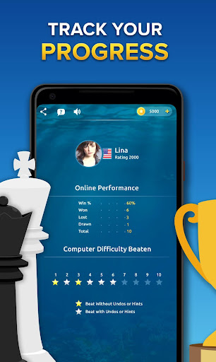 Chess Stars - Play Online  screenshots 3