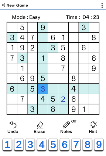 Sudoku Classic  screenshots 21