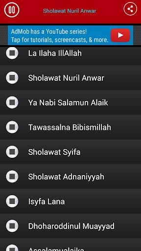 Sholawat Nabi MP3 Lengkap Offline  screenshots 4