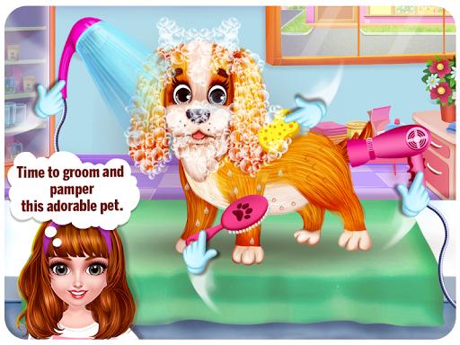 Puppy Pet Vet Salon And Daycare Activities 3.0.3 screenshots 10