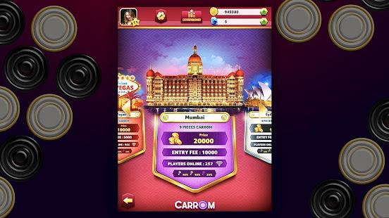 Carrom Friends : Carrom Board & Pool Game 1.0.33 Screenshots 8