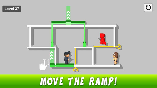 Pin pull puzzle games - Save the girl free games 1.10 screenshots 4