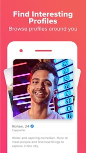 Tinder – Match. Chat. Date. Your Way. 2