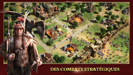 Rise of Empires: Ice and Fire  APK MOD (Astuce) screenshots 5