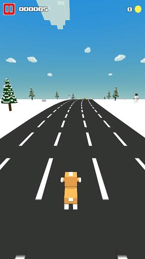 puppy patrol crossy run screenshot 2