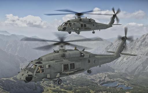 Army Helicopter Transporter Pilot Simulator 3D  screenshots 5