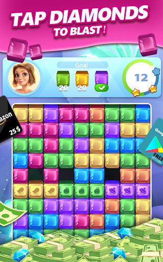Lucky Diamond u2013 Jewel Blast Puzzle Game to Big Win 1.1.30 Screenshots 15