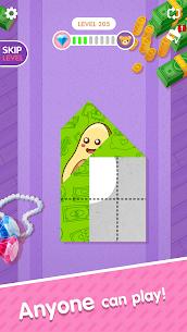Paper Fold – Origami APK MOD (Sin Anuncios) 4
